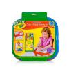 Окрашенные детей музыке (Crayola) живопись инструмент Инструменты художественные игрушки для детей дошкольного серии канцелярские легко чистить карандаш блокнот для рисования кисти комплект 81-1334 игрушки для детей