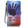 Палм Дизайн Кожа PU откидная крышка бумажника карты держатель чехол для SAMSUNG J710 палм дизайн кожа pu откидная крышка бумажника карты держатель чехол для iphone 7g