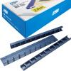 все цены на Синего качества DSB связующее А4 3мм штапельного 30 10 пор / зуб 100 / кассета пластик шарик онлайн