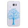 Синий дерево шаблон Мягкий чехол тонкий ТПУ резиновый силиконовый гель чехол для SAMSUNG GALAXY Note 5 хондроитин 5% 30г гель