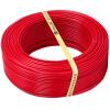 Фото Feidiao (feidiao) провод и кабель BVR2.5 квадратный национальный стандарт бытовой медной проволоки одножильный многожильный шнур 50 метров красный FireWire smartbuy ka118 50 кабель firewire 1 8 м