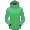 El Monte ALPINT ГОРА открытый мягкий жакет оболочки ветрозащитной флис мужчин и женщин пара теплая мягкая оболочка одежды 620-005 Зеленый L