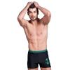 QIHAI мужские модные эластичные трусы, плавки
