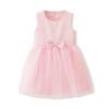 Fuluo чо Flordeer французская детская одежда девочек сплошной цвет чистой вуаль качели платье F6021 розовый 150 ai fuluo iflow