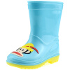 PaulFrank рот обезьяны дождь сапоги в трубе водонепроницаемые пластиковые ботинки обувь дети мужчины и женщины детская мода сапоги PF1011 синий 28 ярдов детская обувь