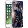 Mei Yi компании Apple iPhone7 / 8 серии мобильного телефона оболочка защитного рукава герой Юн Ши Luosa 4,7 дюйма скатерть pui yi mei