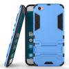Синий Slim Robot Armor Kickstand Ударопрочный жесткий корпус из прочной резины для VIVO X9 серый slim robot armor kickstand ударопрочный жесткий корпус из прочной резины для vivo xplay6