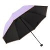 Jingdong [супермаркет] рай зонтик UPF50 + (случай света обесцвечивания) винил шелк цветок точка тройного гриб зонтик зонтик фрукты зеленый 30075ELCJ павлово посадский шелк