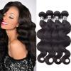 Удивительные волосы Star 7A Бразильские волосы для волос с волнами волос 4 Bundles Body Wave Hair Bundles Чрезвычайно дешевый стиль моды дешевый