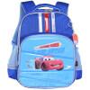 Дисней (Disney Cars детские школьные сумки милый мультфильм голубой школьный портфель RB0045A