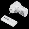 1 беспроводной пульт дистанционного управления питания Розетка Выключатель фонаря сигнала Разъем 1 Пульт дистанционного управления ЕС Plug пульт behringer x1622usb