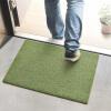 FooJo (FOOJO) нескользящий коврик для ног коврик в дверь зеленый газон 90 * 60 см коврик для ванной white fox relax газон цвет зеленый 50 х 70 см