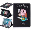 Свинья Стиль Выбивка Классический откидная крышка с функцией подставки и слот для кредитных карт для iPad Pro 9.7 svezhie sluhi o star wars episode 7 pro akterov i syuzhet