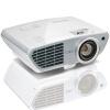 BenQ (BenQ) W1350 проектор домашнего проектора (разрешение 1080P 2500 люмен 3D с высоким разрешением без экрана) гайка jmgo s1 домашний проектор проектор лазерного телевизора разрешение 1080p разрешением 3000 люмен мобильного телефона