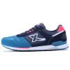 (XTEP) мужская повседневная обувь мода доски обувь мода мужская спортивная обувь мужская обувь повседневная обувь 985319325193 синяя красная 44 ярдов мужская обувь