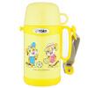 [Супермаркет] Jingdong Тайгер (Тигр) мультфильм кружка бутылка холодной воды ГСС-A05C-АТ-синий 500мл