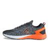 Пиковая (PEAK) мужская кроссовка легкая и удобная дикая повседневная обувь DH710321 намагниченная известь / флуоресцентный оранжевый 42 ярда