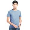 Hodo мужская футболка круглый воротник повседневная деловая одежда