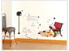 Cat Wallpaper Removable Art Vinyl Quote DIY Wall Sticker Decal Mural Home Room Decor 350004 map of the world removable pvc decal wall sticker home decor