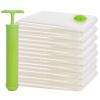 [Пробел] Jingdong супермаркет Кобо карман для вакуумной упаковки устанавливает 10 (№ 1 небольшой ручной насос 64) 9 + 10 нитей экономичной упаковке 1 поясничный отруб 1 3 стриплойн в вакуумной упаковке заречное