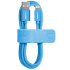 MOMAX (MOMAX) Apple MFi сертифицированный кабель для передачи данных iphone8 / 7/6 / 6sPlus / X / 5s / SE / iPad зарядное устройство нейлоновое ткачество 1 м синий momax зарядное устройство сетевое momax u bull 4 usb 5а красный