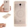 Белый Мандала шаблон Мягкий тонкий резиновый ТПУ Силиконовый чехол Гель для XiaoMi RedMi Note 4 чехлы для телефонов with love moscow силиконовый чехол для xiaomi redmi note 4 яичница