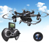 2.4G 6-Axis Gyro 4CH RC Quadcopter 2MP HD 720P Camera Drone 3D Flying 650120