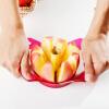 Arsto нарезанные яблоки это фрукты ломтерезки яблоко слайсер нож принадлежности кухонные бур 8787 красный