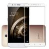 США Yi Q5 стали фильм 360 покрывая сотовый телефон полноэкранного защитной пленки 360, нанесенный на мобильный телефон Q5 белых runbo q5