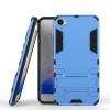 Синий Slim Robot Armor Kickstand Ударопрочный жесткий корпус из прочной резины для MEIZU X синий slim robot armor kickstand ударопрочный жесткий корпус из прочной резины для vivo x9plus