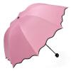 HUWAIGUSHI складной солнцезащитный зонтик, пляжный зонт винила, зонт от солнца зонт от солнца пляжный складной в воронеже