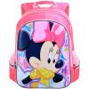 Дисней (Disney) Минни детские школьные сумки 1-- 4 сорта мультфильм розовый школьный женский D12006B конфусиус школьный портфель 1 6 grade светоотражающие легкий мульти карман k503 легко чистить синие детские школьные сумки