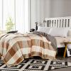 YingXin Домашний текстиль Печать Бархатное коралловое одеяло ying xin домашний текстиль с кожаным покрытием резные одеяло фланель коралловое бархатное одеяло