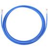 Симон (SIEMON) MC6-03M-06B шесть перемычек RJ45 3 м синий гигант с низким содержанием дыма без галогенов
