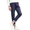 купить Carver пионерлагере Мужская хлопок джинсовые брюки стрейч джинсовые брюки 611013 сине-черный 31 по цене 1360.42 рублей