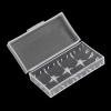 Жесткие пластиковые батареи Защитные Ящики для хранения Держатель Чехлы для аккумуляторов 18650
