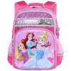 Дисней (Disney) принцесса модели рюкзак женские моды случайные высокой емкости сумка рюкзак школьный PL0181B сине-фиолетовый рюкзак сине бежевый hayder