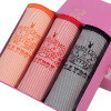 [Супермаркет] Jingdong Playboy (Плейбой) 5684 Г-жа лосины женское белье трусы талии хлопчатобумажное белье женские три подарочные коробки с черными красные и оранжевые цвета XL 3