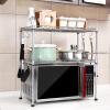 Chaomu домашняя кухня микроволновая печь стеллажи стеллаж кухня полки кухонный стеллаж для хранения ZM3318F