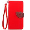 Красный Дизайн Кожа PU откидная крышка бумажника карты держатель чехол для Nokia Lumia 925 nokia защитная крышка с функцией беспроводной зарядки для nokia lumia 925 cc 3065 задняя крышка желтый