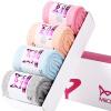 [Супермаркет] Jingdong Cat Люди (MiiOW) г-жа Мэн носки чулки женские летние пребывания теплый кот крытый пол носки в трубке носки четыре пары платье