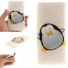Мультфильм пингвин шаблон Мягкий тонкий резиновый ТПУ Силиконовый чехол Гель для SONY Xperia XA мультфильм пингвин шаблон мягкий тонкий резиновый тпу силиконовый чехол гель для huawei honor 8