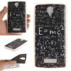 Математическая формула Pattern Мягкая обложка Тонкий ТПУ резиновый силиконовый гель чехол для Lenovo A2010 prime book чехол для lenovo a2010 white