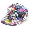 [Супермаркет] Jingdong ожесточенная Гданьск (шведские кроны) MMZ160087 унисекса бейсбольной кепки шляпа Корейская версия хип-хоп вампир шаблон синей шляпы солнца