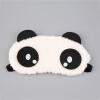 Cute Panda Спящая Face Eye Mask Blindfold Shade Traveling сна Eye Aid soft cute cartoon funny cotton eyes ice sleep mask shade blinder blindfold