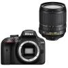 Nikon (Nikon) D3400 SLR комплект (AF-S DX Nikkor 18-105mm F / 3.5-5.6G ED VR) Black nikon af s nikkor 50mm f 1 4g