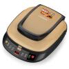 (Ливень) WIFI электрогриль смарт двусторонняя выпечки кастрюлю отопления гриль машина многофункциональная бытовая LR-W3015 (Дун Дун) универсальный котел для отопления дома