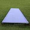 Новый Открытый Ultralight Путешествия Портативный складной алюминиевый сплав Кемпинг Кровать