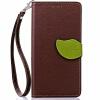 Коричневый Дизайн Кожа PU откидная крышка бумажника карты держатель чехол для Lenovo K3 Note коричневый дизайн кожа pu откидная крышка бумажника карты держатель чехол для lenovo k3 note