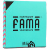 FAMA Ультратонкий Презерватив 1 шт. new презерватив презервативы fama означает тонкий